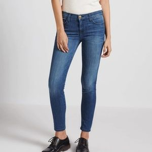 Current/Elliott The Stiletto Skinny Jean Sunfade